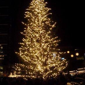 First Saturday Tree Lighting in Asbury Park