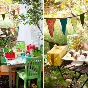 How to Throw an Eco-Friendly Kid's Party