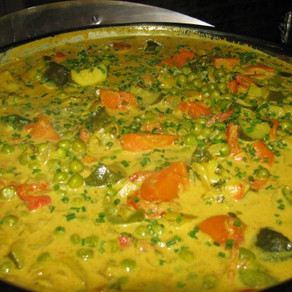 A Curry Dish for Your Recipe Collection
