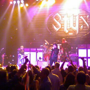 Styx Rocks the House