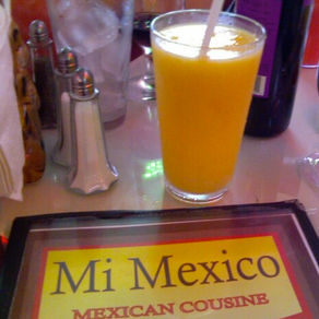 Mi Mexico for Authentic Mexican