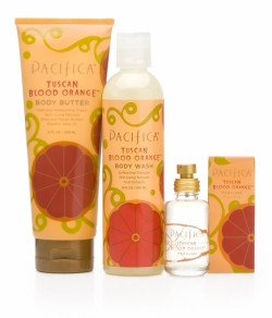 Fall Fragrance Pick: Pacifica's Tuscan Blood Orange