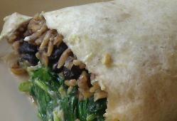 Jersey Shore Style Best Burrito