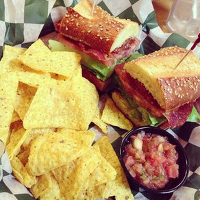 Let's Lunch at The Beanery