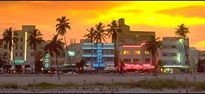 Family Getaway to South Beach