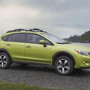 Test Drive on Rt. 35: 2014 Subaru XV Crosstrek Hybrid