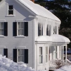 Top Ten Tips for Winterizing Your Home
