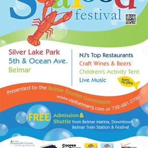 Belmar Seafood Festival This Weekend