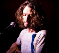 Chris Cornell at the Count Basie Theatre