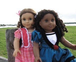 New American Girls Spotted at Jersey Shore