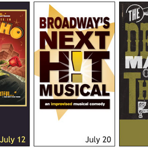 Algonquin Arts Theatre Summer Series