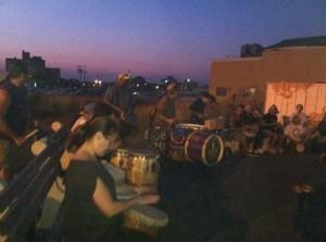 AP Drum Circle