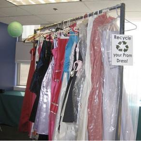 Dance Studio Sets Up Prom Dress Drive