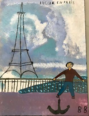 Anclao en Paris - Carlos Gardel