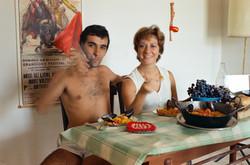 Baltazar y Raquel en Alicante