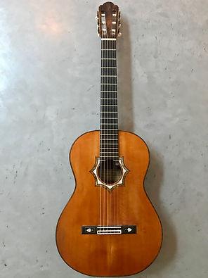 Guitar Victoriano Santos (Concert guitar