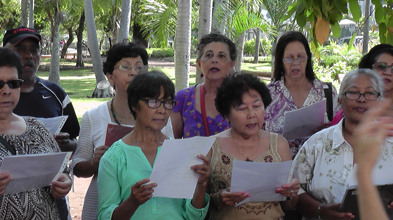 Chorale anglaise des seniors