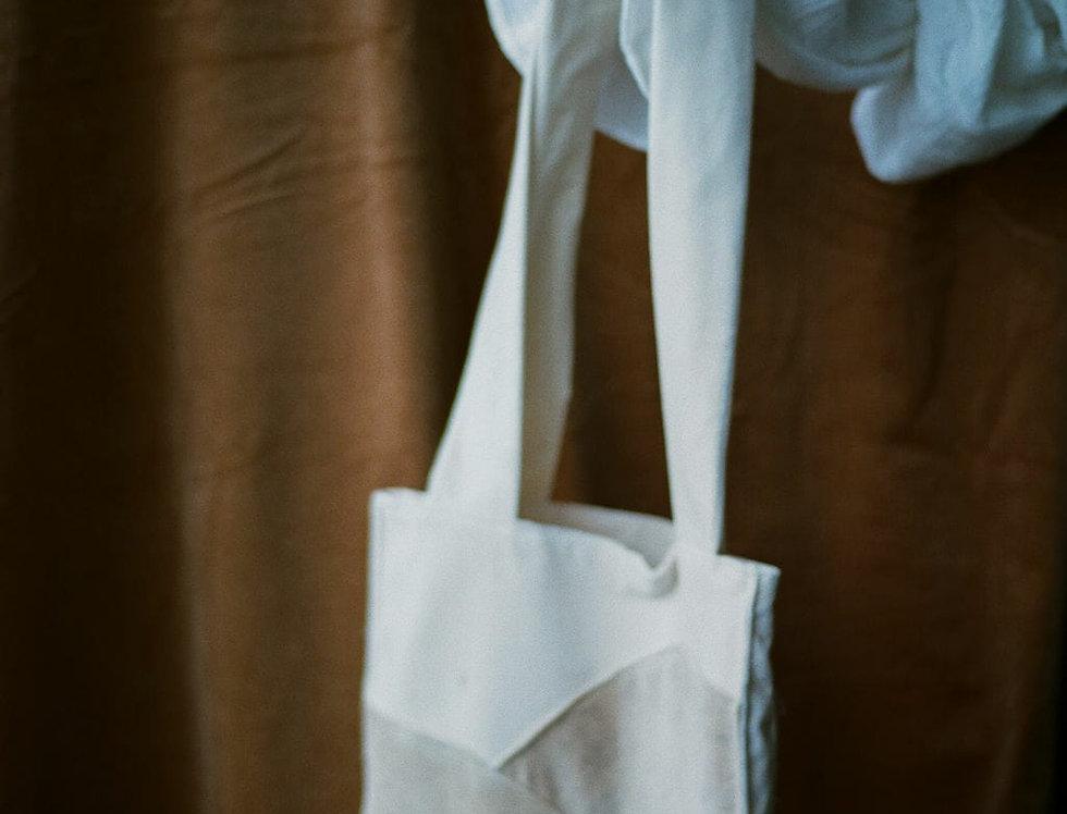 The Dorithy cotton velvet bag