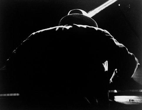 Thelonious Monk, Newport Jazz Festival, RI, 1958
