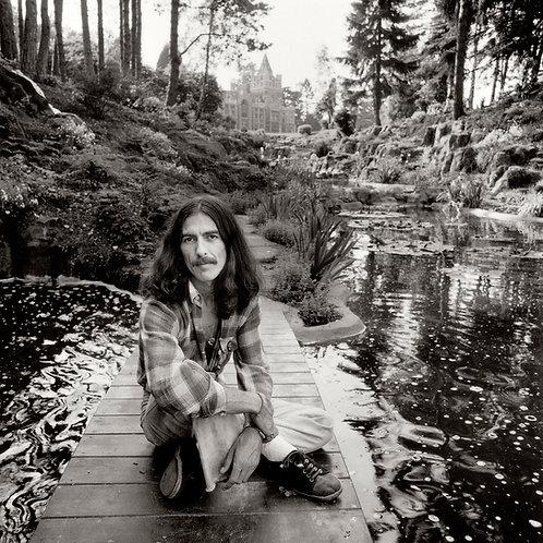 George Harrison, 1975