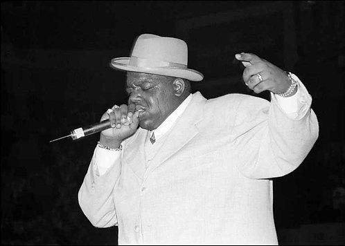 Notorious B.I.G.  (Biggie Smalls)