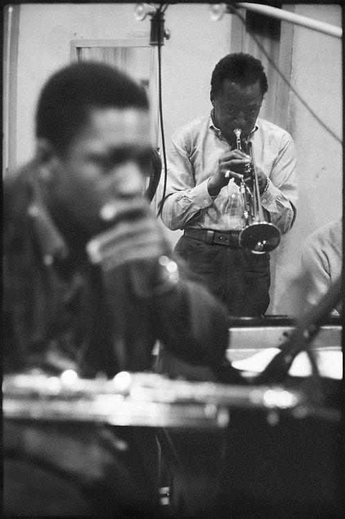 Miles Davis & John Coltrane, NYC, 1959