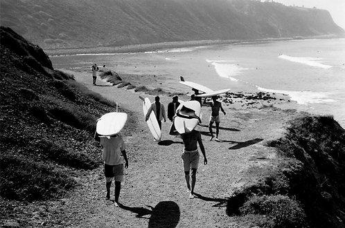 Palos Verdes Cove, 1964