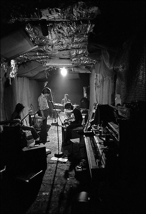 The Rolling Stones, Laurel Canyon, CA, 1969
