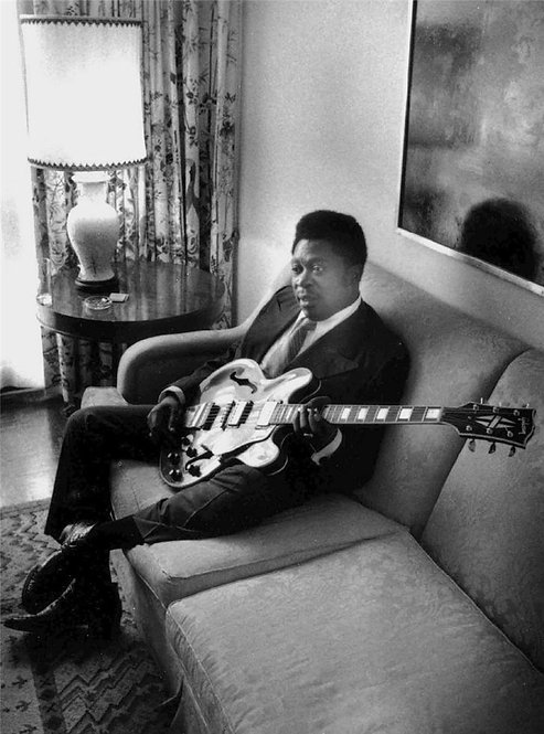 B.B. King, 1971