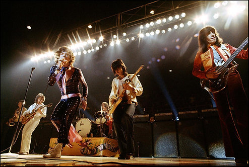 The Rolling Stones Onstage, 1972