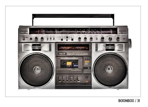 Boombox 31