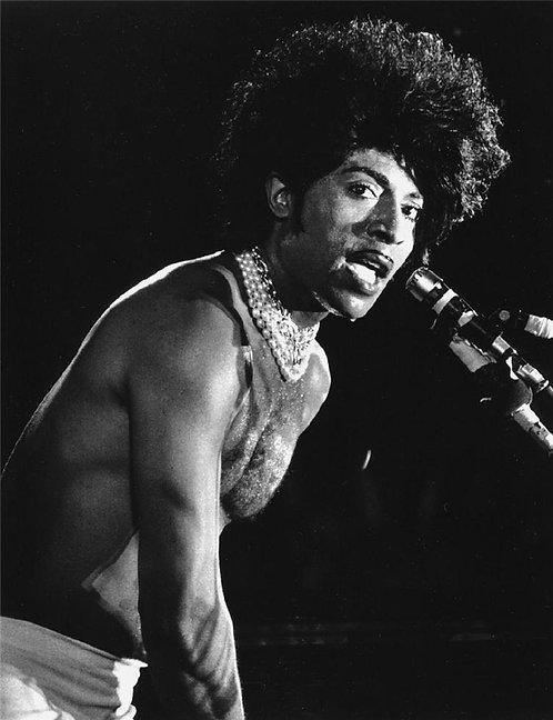 Little Richard, 1972