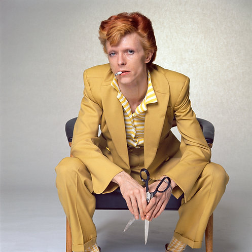 David Bowie, Los Angeles, CA, 1974