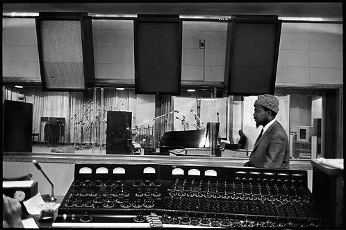 Thelonious Monk, New York City, 1963