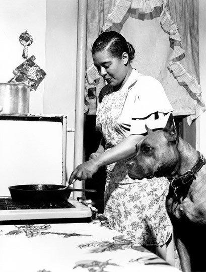 Billie Holiday & Mister