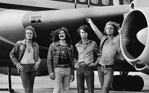 Led Zeppelin NYC, 1973
