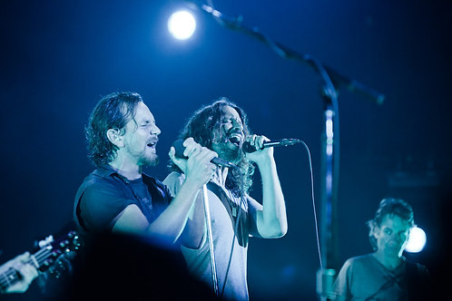 Eddie Vedder & Chris Cornell