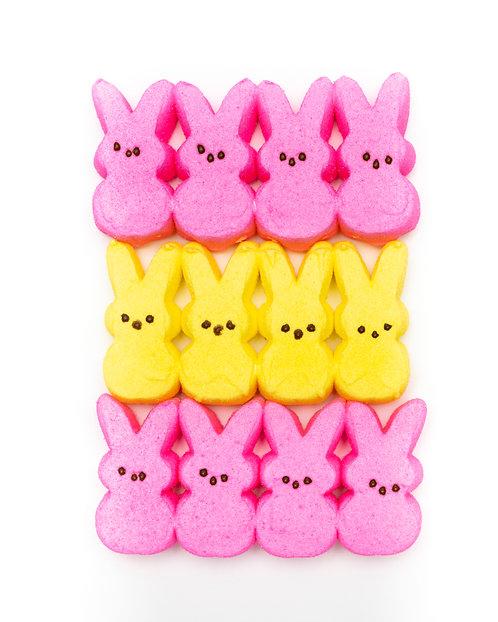 Pink & Yellow Peeps 12