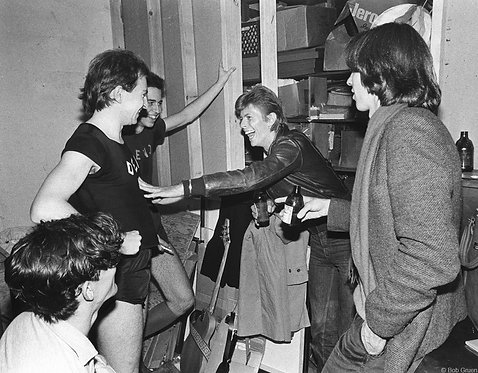 Devo & David Bowie