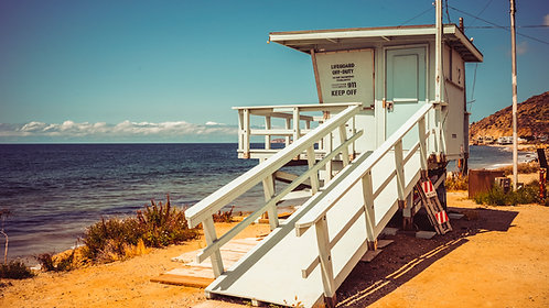 Lifeguard stand #2