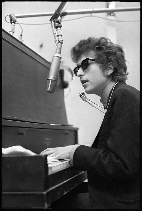 Bob Dylan, New York City 1965