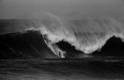Bob Beadle, Sunset Beach, 1962