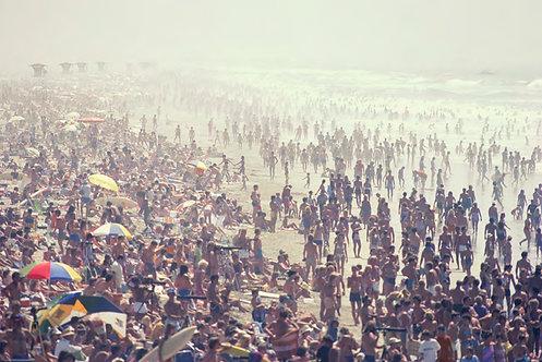 Huntington Beach California, 1987