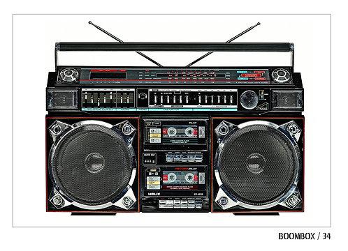 Boombox 34