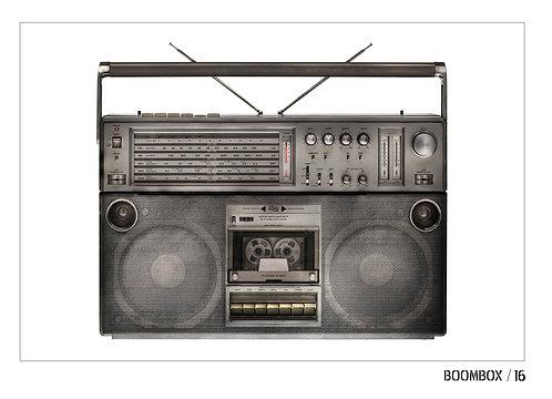 Boombox 16