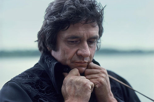 Johnny Cash, Nashville, TN, 1978