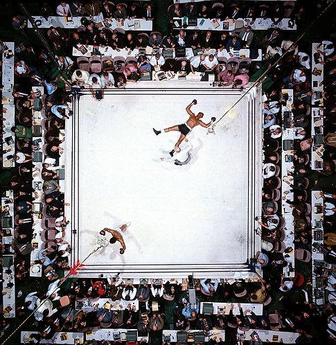 Muhammad Ali Vs. Cleveland Williams, Houston Astrodome 1966