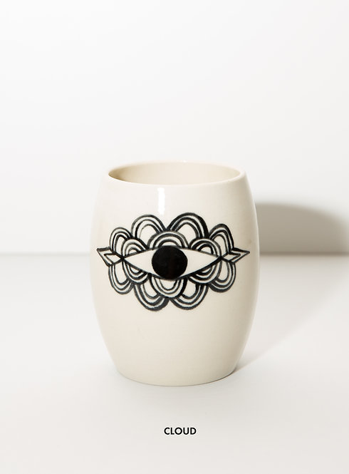 Spirit Eye Wine Cup