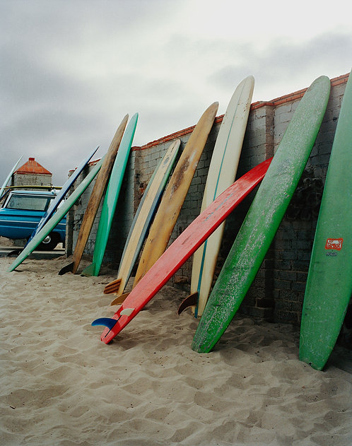 Surfboards Color