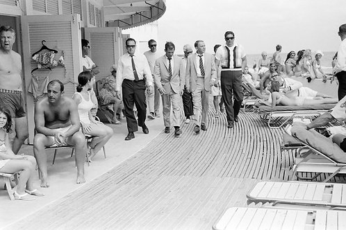 Frank Sinatra, Miami, FL, 1968